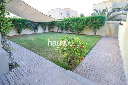 3 Bedroom Villa for Rent in The Springs, Dubai - Partial Lake Views | Vacant | Landscaped