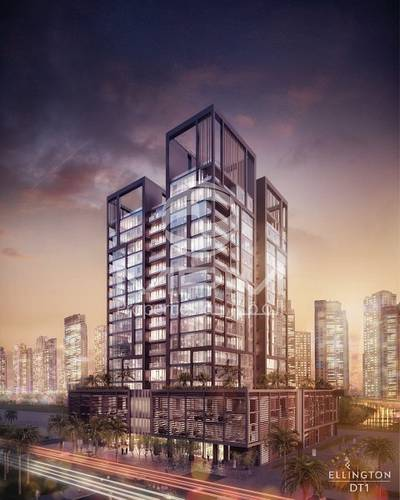 2 Bedroom Flat for Sale in Downtown Dubai, Dubai - Luxury at its best |50-50 Payment Plan