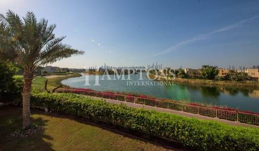 5 Bedroom Villa for Sale in The Meadows, Dubai - Large 5BR Upgraded Type 8 with Lake View