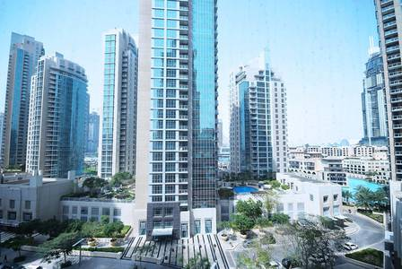 2 Bedroom Flat for Rent in Downtown Dubai, Dubai - Fountain view | Spacious 2BR Apartment
