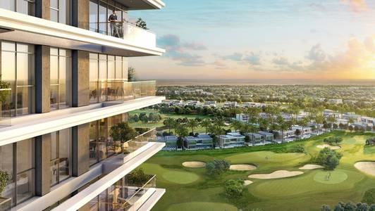 1 Bedroom Flat for Sale in Dubai Hills Estate, Dubai - 6 Yr payment Plan|Full golf View| Dubai Hills