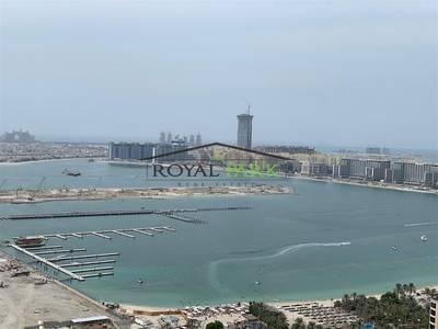 2 Bedroom Flat for Sale in Dubai Marina, Dubai - Full Sea view 2Bedroom for sale in Princess tower