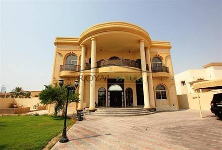 CORNER Plot Best Position 5BR Villa next to Al Barsha Park.