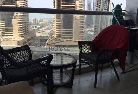 1 Bedroom Apartment for Sale in Dubai Marina, Dubai - Beautiful 1bedroom Dubai Marina Skyview tower