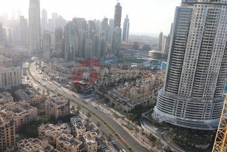 4 Bedroom Penthouse for Rent in Downtown Dubai, Dubai - Luxurious Penthouse Full Downtown View