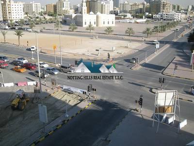 Plot for Sale in Al Rashidiya, Ajman - INVESTOR DEAL- Residential + Commercial Three Side Corner 43000 sq ft G+6  Plot for Sale