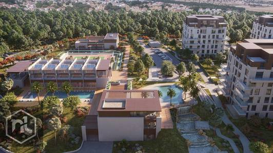 1 Bedroom Flat for Sale in Al Barari, Dubai - VVIP Luxurious community| fully green Amazing view