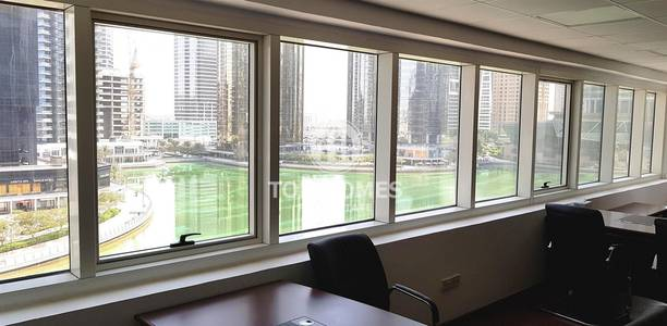 Office for Rent in Jumeirah Lake Towers (JLT), Dubai - Reduced Price   Fitted Office near JLT Metro station