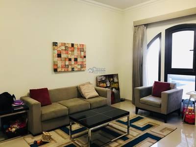 شقة 1 غرفة نوم للايجار في أرجان، دبي - Spacious and Furnished proper 1Br Apartment for rent
