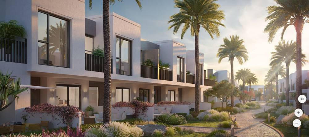 فیلا في دبي الجنوب 3 غرف 999888 درهم - 3589534