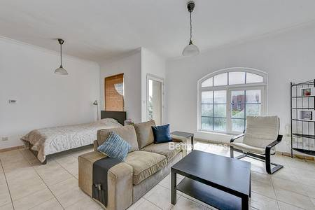 استوديو  للبيع في جرين كوميونيتي، دبي - Furnished With Balcony|590 Sq.ft|Pool View