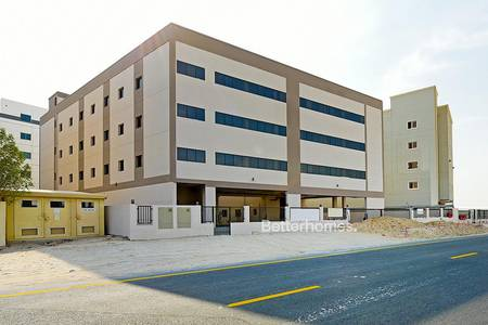 Labour Camp for Sale in Dubai Investment Park (DIP), Dubai - G + 3 Labour Accommodation in DIP 2