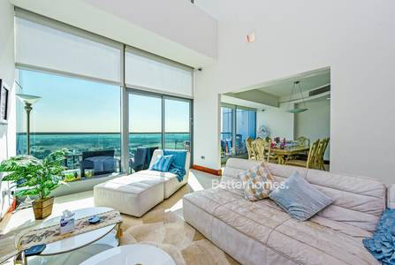 3 Bedroom Flat for Sale in World Trade Centre, Dubai - 3 Bed+Maid Room   Balcony   Large Duplex