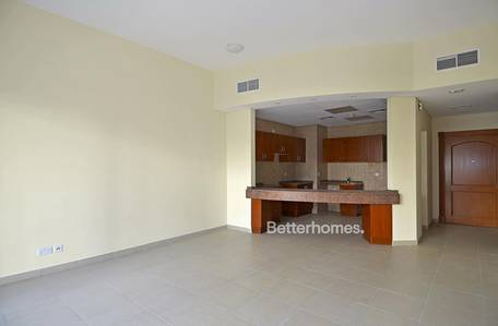 1 Bedroom Apartment for Sale in Green Community, Dubai - Vacant | Corner Unit | Well Maintained | Balcony