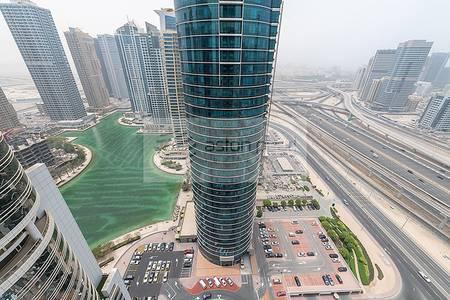 2 Bedroom Apartment for Rent in Jumeirah Lake Towers (JLT), Dubai - 2 Bed in Palladium Tower