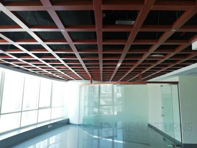 Office for Rent in Jumeirah Lake Towers (JLT), Dubai - Large W. Glass Partitioned Area in JLT [EC]