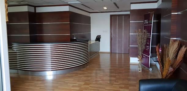 Office for Rent in Jumeirah Lake Towers (JLT), Dubai - Big Size Furnished Office in Saba [EC]