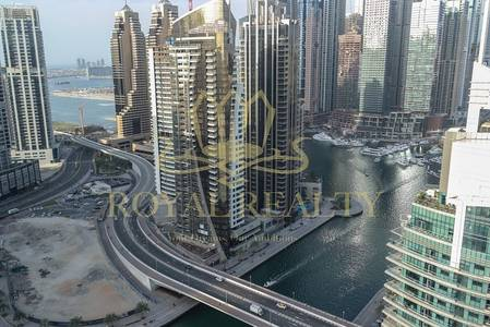 2 Bedroom Flat for Rent in Dubai Marina, Dubai - High Floor | Fully Furnished| Amazing Views