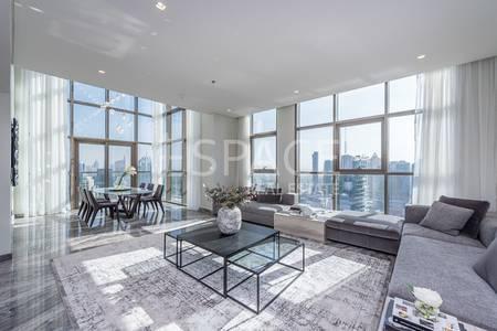 3 Bedroom Apartment for Sale in Dubai Marina, Dubai - Amazing Duplex Penthouse | Marina View