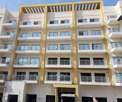 1 Bedroom Flat for Sale in Al Warsan, Dubai - Furnished apartments for sale in Dubai with 2 years post hand over