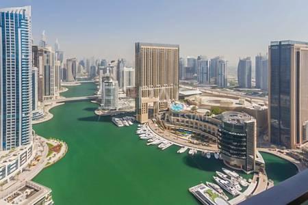 1 Bedroom Apartment for Sale in Dubai Marina, Dubai - Full Marina | High ROI | Investor Deal