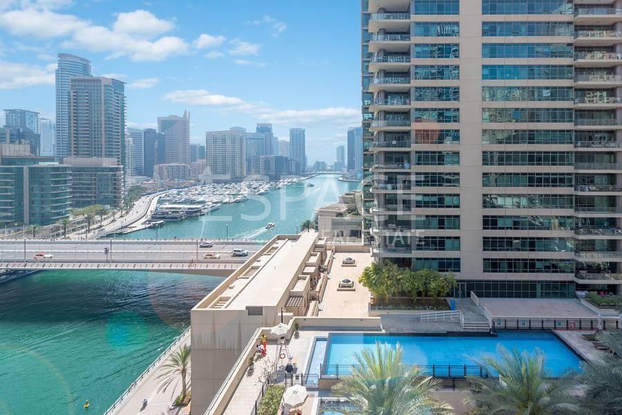 2 Unique Duplex Penthouse with Marina View