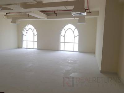 Office for Rent in Jumeirah Lake Towers (JLT), Dubai - Huge Fitted Office AED 60K  4 Cheques [SI]