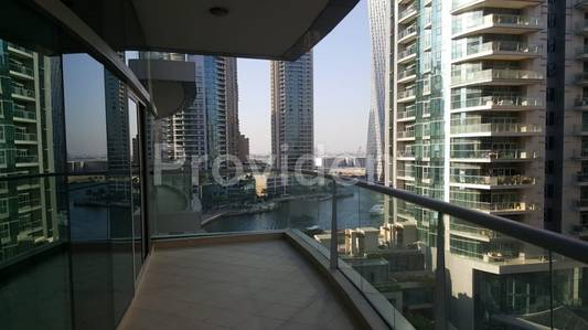2 Bedroom Flat for Rent in Dubai Marina, Dubai - Spacious 2 bedroom Apartment with Study