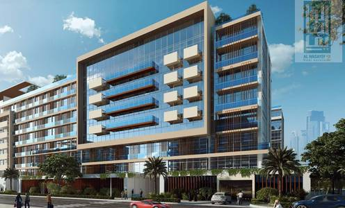 Studio for Sale in Meydan City, Dubai - just for 465k aed own your studio