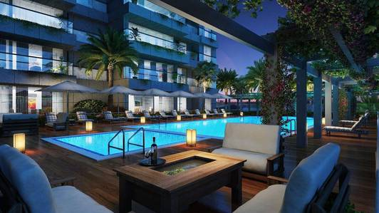 Studio for Sale in Al Furjan, Dubai - Fully Modern  furnished and service apartment..