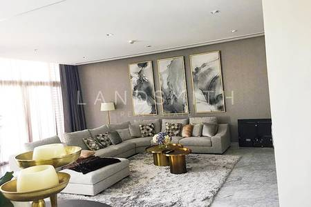 4 Bedroom Villa for Rent in Mohammad Bin Rashid City, Dubai - Beautiful I Fully Furnished I 4BR Villa