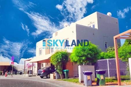 4 Bedroom Villa for Rent in Al Reef, Abu Dhabi - HOT OFFER - 128K ONLY | PVT GARDEN | DOUBLE ROW