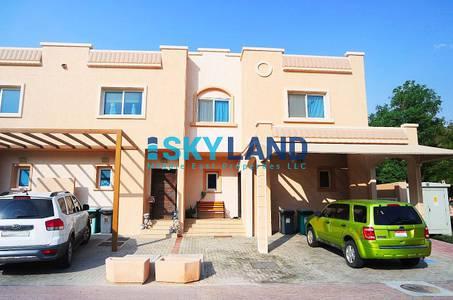 3 Bedroom Villa for Rent in Al Reef, Abu Dhabi - GREAT DEAL ! 3Beds Villa in Mediterranean 104k