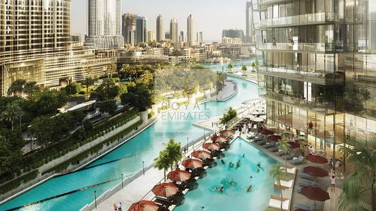 3 Bedroom Apartment for Sale in Downtown Dubai, Dubai - A Speechless Offer in one of the most iconic project in Downtown