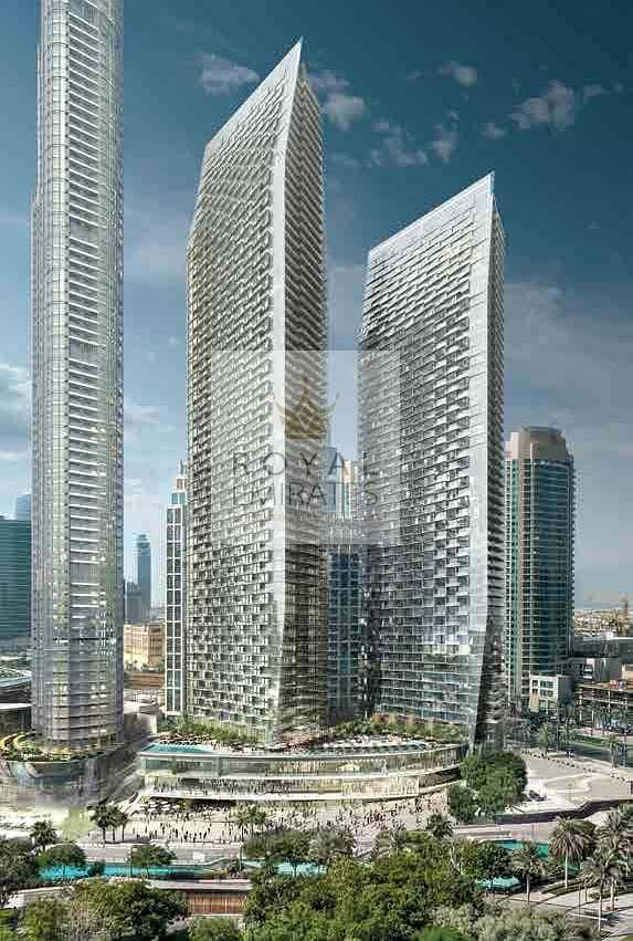 2 A Speechless Offer in one of the most iconic project in Downtown