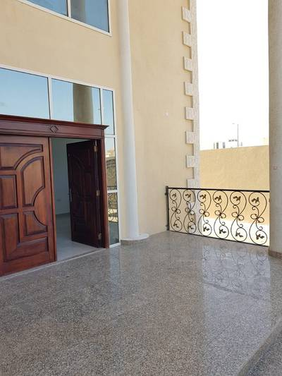 1 Bedroom Apartment for Rent in Khalifa City A, Abu Dhabi - Private Entrance Huge One Bedroom Near Yas Mina School