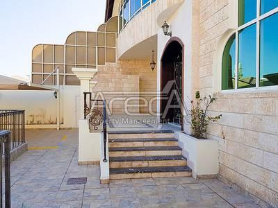 7 Bedroom Villa for Rent in Al Mushrif, Abu Dhabi - Stunning, Deluxe 7 Master Bed Villa! 2 Majlises, Private Pool! Al Mushrif