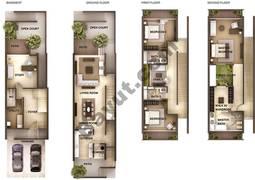 3 Bedroom Type 3C Town Houses