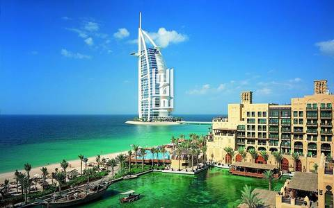 1 Bedroom Flat for Sale in Jumeirah, Dubai - Pay 5%=57