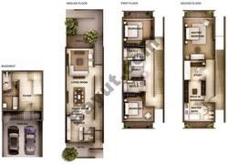 3 Bedroom Type 3B Town Houses
