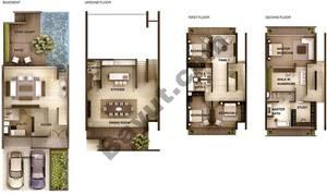 4 Bedroom Type 4B Town Houses
