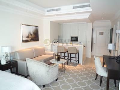 Studio for Rent in Downtown Dubai, Dubai - furnished apt / High Floor / DIFC View.