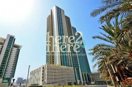 1 Bedroom Flat for Rent in Al Reem Island, Abu Dhabi - 1BR Apt in Ocean Terrace, Call us today to View.