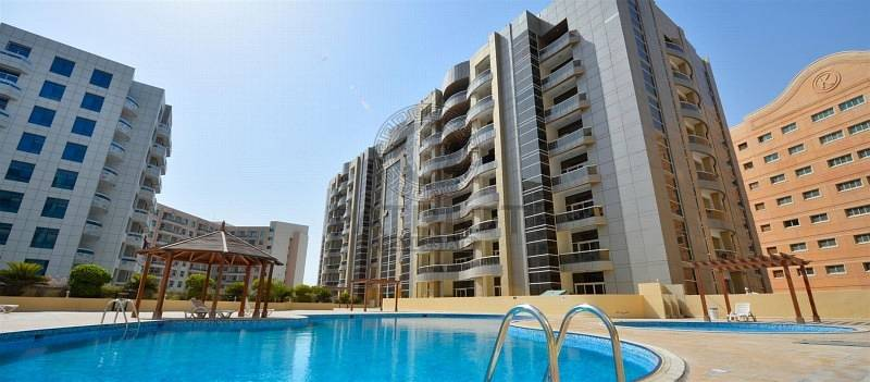 Amazing unit 1BR in Axis residence in Dubai Silicon Oasis