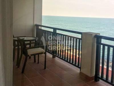 فلیٹ 1 غرفة نوم للبيع في نخلة جميرا، دبي - Cheapest Full Sea Burj Al Arab view Palm