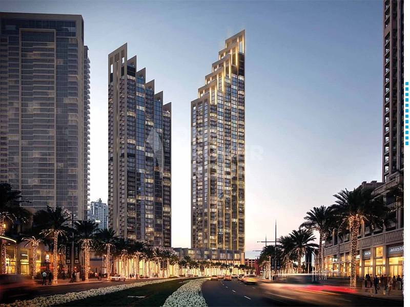 Best Penthouse Deal |@1525 Aed/Sqft Only