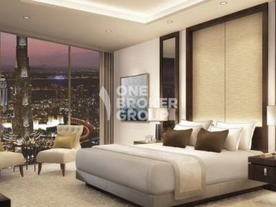 2 Bedroom Apartment for Sale in Downtown Dubai, Dubai -  Pay 25% and Move In