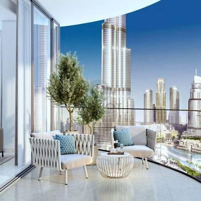 Dubai Fountain View I 2 Bedroom apartment  Opera District