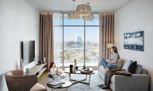 2 Bedroom Flat for Sale in Al Furjan, Dubai - 15% ROI Opposit metro 2yrs Post Handover
