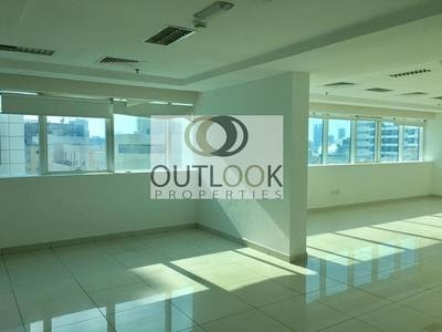 Office for Rent in Al Barsha, Dubai - no partition chiller free space for office at very reasonable rent